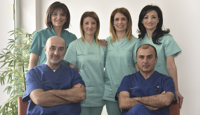 Staff studio dentistico Rotunno